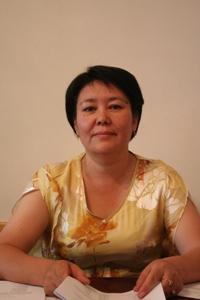 Галинурова Сулайкан Копеновна