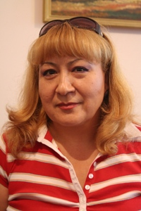 Раимова Надежда Абраимовна.