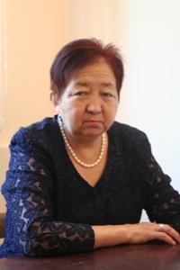 Курманакунова Сагынбубу
