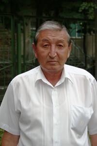 Усенов Жээнбек Ажыматович