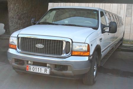 Лимузин Ford