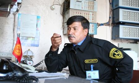 Пультовая охрана в Бишкеке