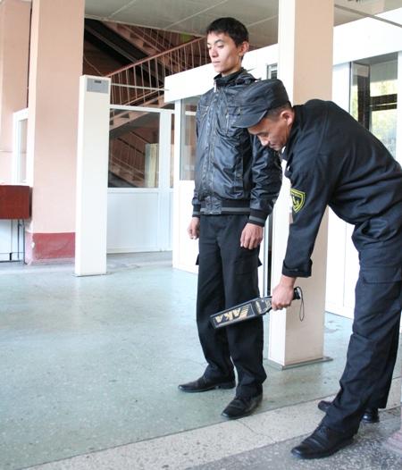 Охранное агентство в Бишкеке