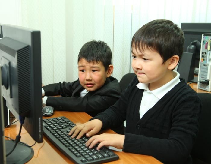 Школа в Бишкеке