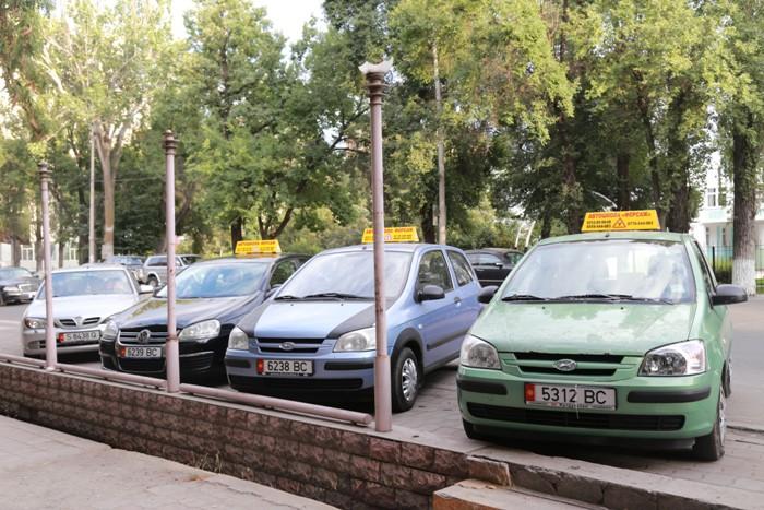 Автошкола в Бишкеке