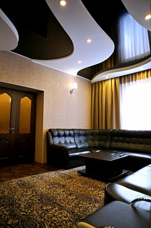 """уютная гостиница """"У Львов"""" в центре Бишкека"""