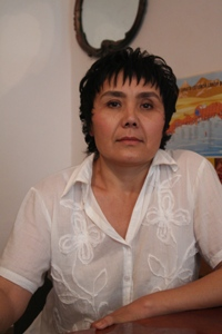 Барузова Зарифа Турсуновна
