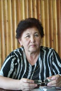 Джанузакова Ж