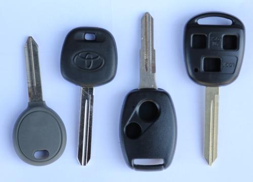 Изготовление автомобильных ключей для автомобилей